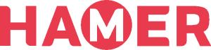 HAMER logo (sense fons)